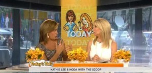 Kathie Lee & Hoda August 23 2012