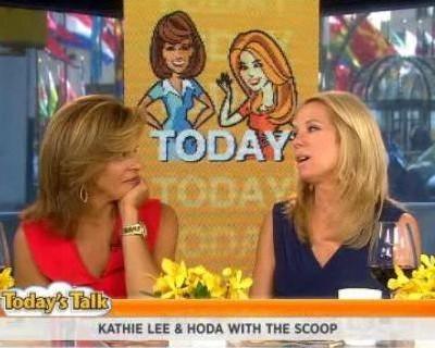 Kelsey Grammer & Ann Taylor Reviews: Kathie Lee & Hoda August 17 2012