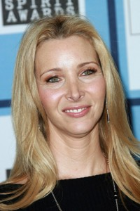 Lisa Kudrow Web Therapy: Live With Kelly