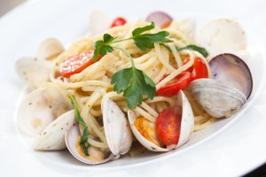 Clam Pasta: Dr Oz Vitamin B12 Recipes