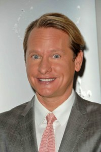 Carson Kressley Brings Sparkle & Hot Pants to Dancing with the Stars