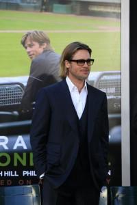 Ellen: Brad Pitt 'Moneyball' Review