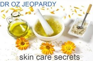 Dr Oz Jeopardy: Olive Oil Moisturizer