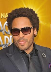 Lenny Kravitz: Ellen August 2 2012 Recap