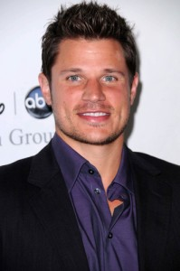 Nick Lachey August 3 2012: Live With Kelly