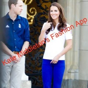 Kate's Style List App Follows Kate Middleton's Fashion