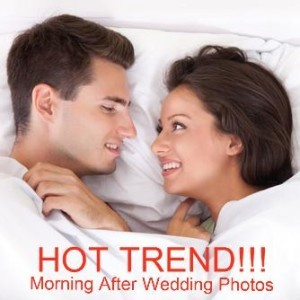 Morning After Wedding Photos on Good Morning America: New Trend?