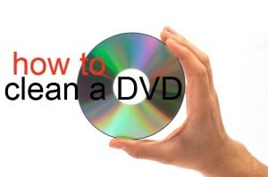 How To Clean A DVD: The Doctors