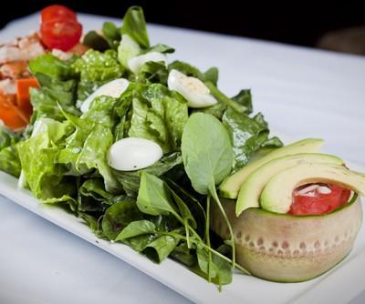 Grilled Avocado Cobb Salad: GMA