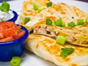 Cheesy Chicken Quesadillas Recipe: Dr Oz
