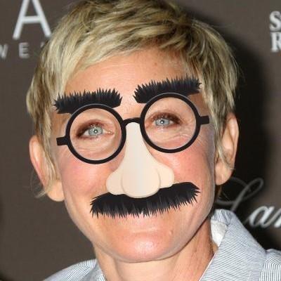 Ellen Jokes Funny Photos