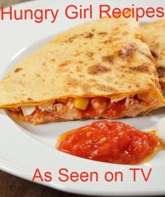 Hungry Girl Chicken Quesadilla Recipe: Dr Oz August 13 2012 Recap