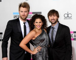 Ellen: Lady Antebellum Just A Kiss