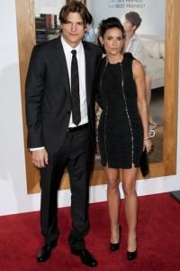 Ellen: Ashton Kutcher Demi Moore