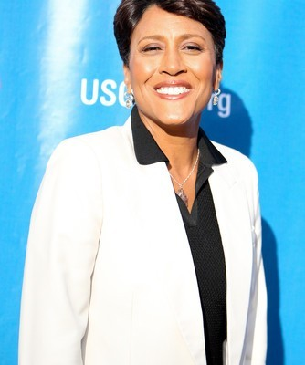 Robin Roberts came by Ellen to talk about coming out and her new book Everybody's Got Something. (Debby Wong / Shutterstock.com)