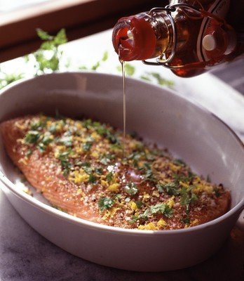 Kathie Lee & Hoda: Alma Schneider Maple Soy Salmon Recipe