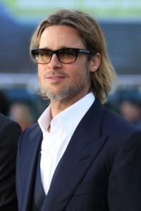 Brad Pitt: Ellen August 31 2012 Recap