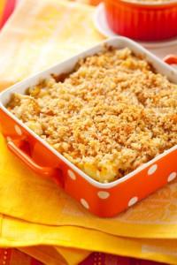 Tofu Macaroni & Cheese Recipe: Good Morning America August 27 2012