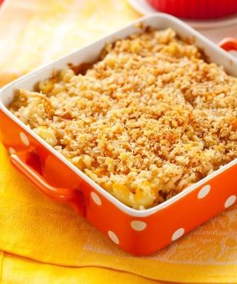 Yogurt Macaroni & Cheese Recipe: Good Morning America August 27 2012