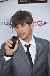Ashton Kutcher Two and a Half Men: Ellen