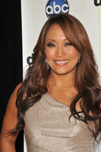 Carrie Ann Inaba: Live With Kelly August 8 2012 Recap