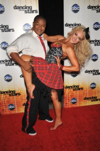 GMA: Dancing With The Stars Kyle Massey