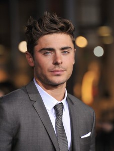 Zac Efron The Lucky One: Live With Kelly