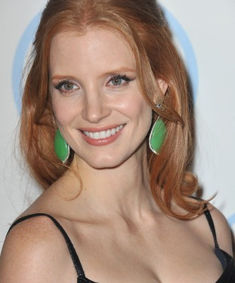 Jessica Chastain Lawless: GMA