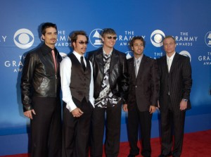 GMA August 31 2012: Backstreet Boys & Robin Roberts Update