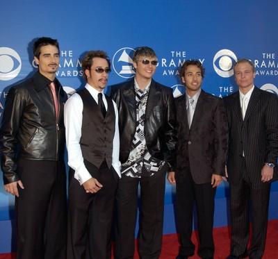 Backstreet Boys Robin Roberts Wrist Bands: GMA August 31 2012 Recap