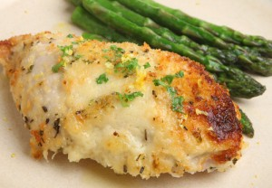 Almond Crusted Chicken Recipe: Dr Oz August 15 2012