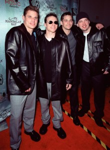 98 Degrees Reunion: Live With Kelly