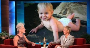 Ellen: Pink The Truth About Love Review & Single 'Blow Me' Performance