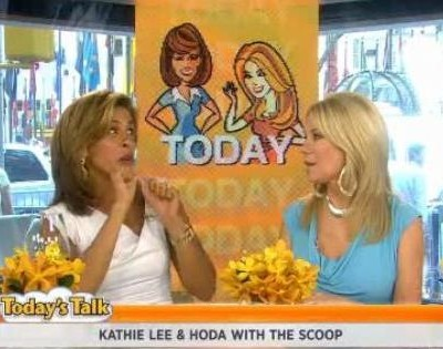 Skyfall Preview & Fall Fashions: Kathie Lee & Hoda September 3 2012