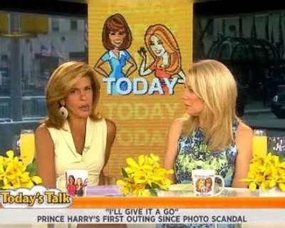 Kathie Lee & Hoda September 4 2012