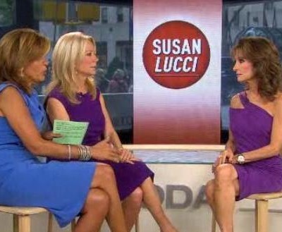 Kathie Lee and Hoda sat down with Susan Lucci, best known as Erica Kane on All My Children, and talked about her new show Deadly Affairs.