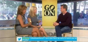 Kathie Lee & Hoda: Matthew Perry 'Go On' Review Vs 'Friends'