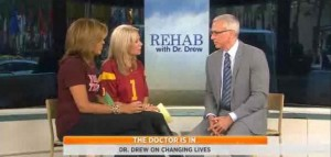 Kathie Lee and Hoda talked with Dr. Drew about his new show, Rehab with Dr Drew, addictions, Celebrity Rehab and getting rid of friends to break addiction.