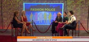 Today Show: Joan Rivers Fashion Police & 'I Hate Everyone' Review