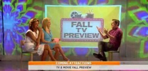Tim Stack joined Kathie Lee & Hoda to give a sneak peek into TV shows & movies for this fall season, like Skyfall & The Mindy Project reviews