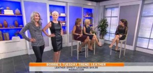 Leather Trends: The Limited, Zara and New York & Company Reviews
