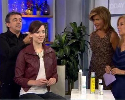 From the low-ponytail to the wet look, Nick Arrojo, owner of Arrojo Studios in Manhattan, joined Kathie Lee and Hoda to show off the hot fall hairstyles.
