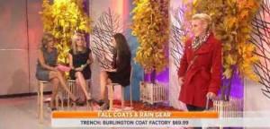 Hot Fall Coats: Liz Claiborne for QVC & H&M Faux Leather Jacket Review