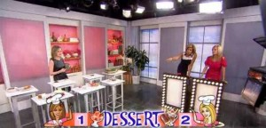 Sweet Treats: Apple Crisp Vs Apple Pie, Cheesecake & Brownie Sundaes