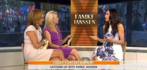 Kathie Lee & Hoda: Famke Janssen 'Bringing Up Bobby' & Taken 2 Review