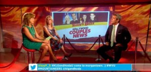 Andy Cohen: Blake Lively & Ryan Reynolds Married & Hollywood Couples