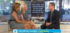 Tony Danza 'I'd Like To Apologize To Every Teacher I Ever Had' Review