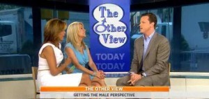 Kathie Lee & Hoda were joined by Willie Geist who shared The Other View and gave advice from men on dating sites, dieting & relationships.
