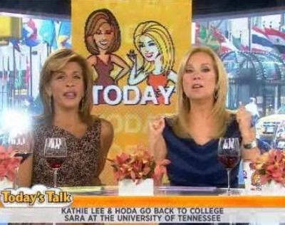 Kathie Lee & Hoda September 19 2012
