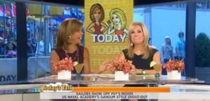 Kathie Lee & Hoda September 18 2012